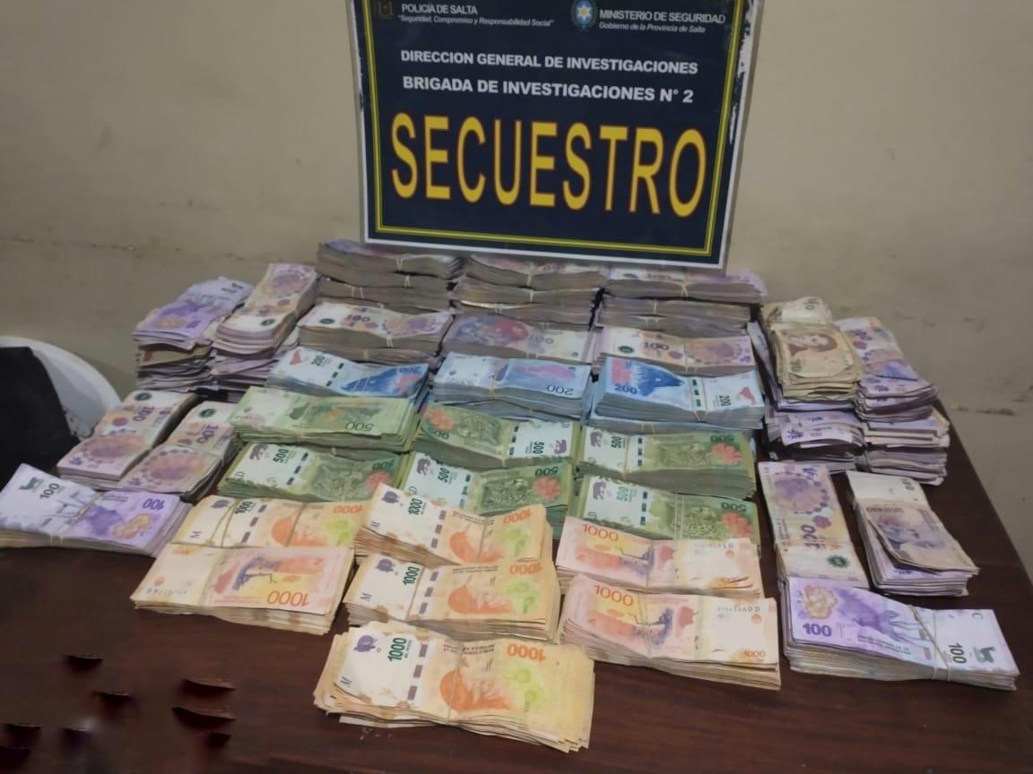 En Orán detienen a dos personas implicadas en el robo a un depósito de gaseosas