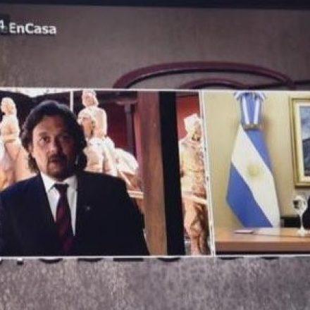 Sáenz solicitó al presidente Alberto Fernández reforzar los controles en las fronteras de la Provincia con Bolivia