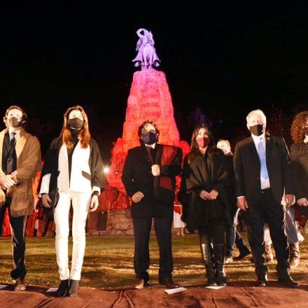 Saenz: «el mejor homenaje que podemos rendirle es estar más unidos que nunca luchando por la salud de todos los argentinos»