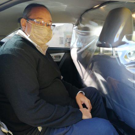 El Senador Sergio «Oso» Leavy aclaró sobre su viaje a Buenos Aires en tiempos de coronavirus