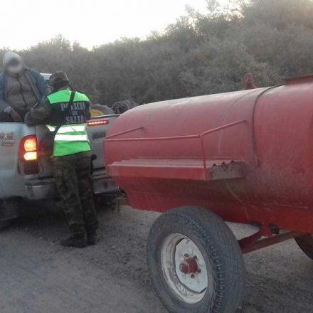 Continúa la caza furtiva de especies protegidas en Anta
