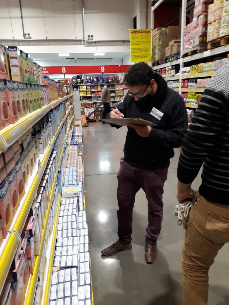 Infraccionaron a comercios por denuncias que realizan los consumidores