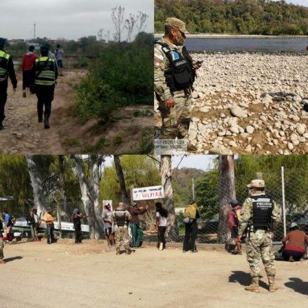 Tras varios operativos se deportaron más de 100 personas que intentaban ingresar por la frontera norte a la provincia