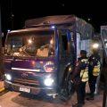 La Policía intensificó los controles de acceso a la Provincia