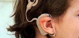 Por medio del Programa de Hipoacusia la Provincia provee de equipos de audición a personas hipoacúsicas sin obra social y menores de 20 años
