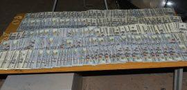 Gendarmería decomisó 50 mil dolares que iban ocultos en un vehículo