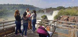 Reapertura del Parque Nacional Iguazú