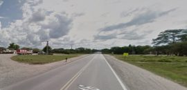 Siniestro con cuatro víctimas fatales sobre ruta nacional 16