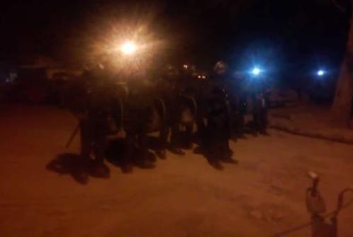 Desalojan de la toma municipal a manifestantes de comunidades wichis de Santa Victoria Este