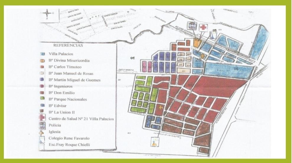 Será intensa la búsqueda de personas con síntomas de COVID 19 en barrios de zona Sur