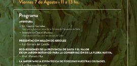 Encuentro preparatorio: «1 Millón de árboles en Salta»