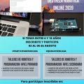 Para estudiantes del norte provincial: segundo encuentro virtual sobre destreza robótica