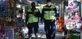 Fin de semana: serán intensos los controles policiales de distanciamiento social, uso de tapa boca y la presencia en comercios