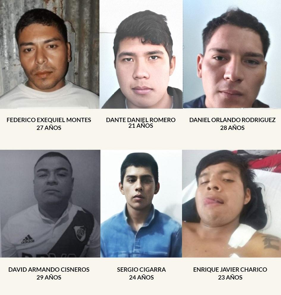 Intensa búsqueda de seis evadidos que se encontraban alojados en una comisaría de Tartagal