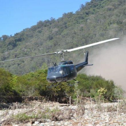Desde hoy el Ejército se suma a los controles en la frontera de Aguas Blancas con Bolivia
