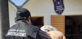 Recapturaron a uno de los prófugos que se fugó de una comisaría de Tartagal
