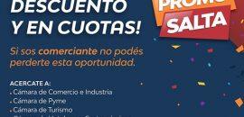 Con el objetivo de estimular la ventas, comercios salteños podrán a adherirse a la Promo Salta