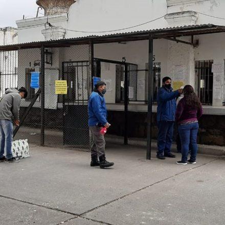 Continuan suspendidas la visitas a los internos alojados en las unidades carcelarias