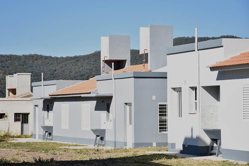 Para la próxima semana esta prevista la entrega de 84 casas en la etapa 2 del barrio Pereyra Rozas de Capital