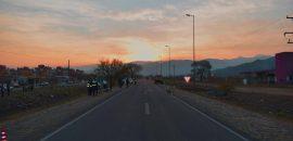 Camino a Lesser: falleció una ciclista tras ser embestida por un camión