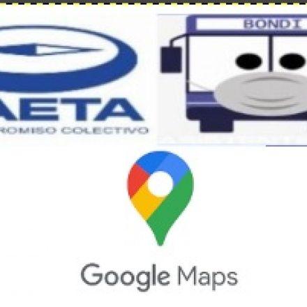 SAETA recuerda las aplicaciones disponibles para la obtención de información sobre sus servicios