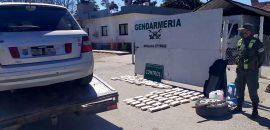 Prisión preventiva para el acusado de transportar 61 kilos de marihuana en un auto remolcado por una grúa que iba de Metán a Rosario de la Frontera