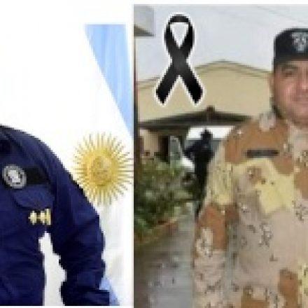 La Policía de Salta lamenta la pérdida de dos efectivos por COVID-19