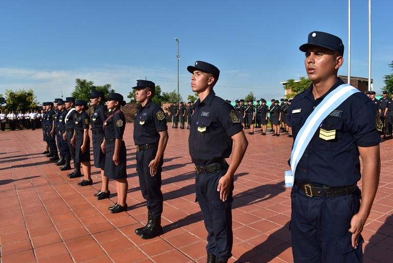 El lunes 28 de septiembre iniciarán las inscripciones para las escuelas de Suboficiales y Cadetes de la Policía de Salta