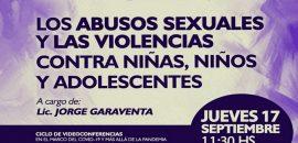 Capacitación virtual gratuita sobre abuso sexual y violencia en la niñez y adolescencia