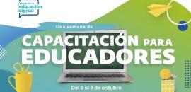 Destinado a docentes, educadores formales y no formales: llega el evento educativo 2020 de Argentina Cibersegura