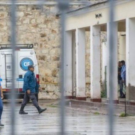 Peritos determinaron que el incendio en el penal de Villa las Rosas y donde murieron dos internos no fue accidental