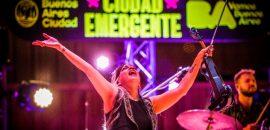 Ciudad Emergente convoca a bandas musicales de todo el país para vivir la #ExperienciaEmergente