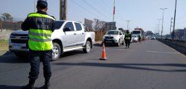 Controles para la circulación vehicular y peatonal