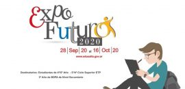 EXPO FUTURO 2020: la provincia mostrará toda la oferta académica disponible para jóvenes adolescentes