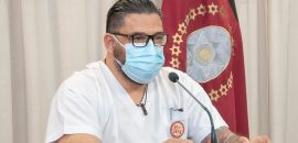 Dr. Garzón: pacientes moderados y graves pueden ser tratados con ibuprofeno inhalado