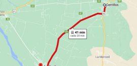 Repavimentarán la ruta provincial 23 entre Cerrillos y Rosario de Lerma