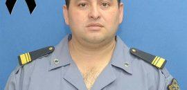 Lucas Miró es otros de los efectivos policiales fallecido por COVID-19