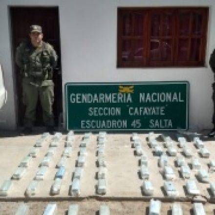 Ya son cinco los detenidos e imputados de la banda que cayó en Cafayate con 79 kilos de cocaína