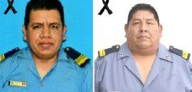 Otros dos efectivos policiales son víctimas del COVID-19