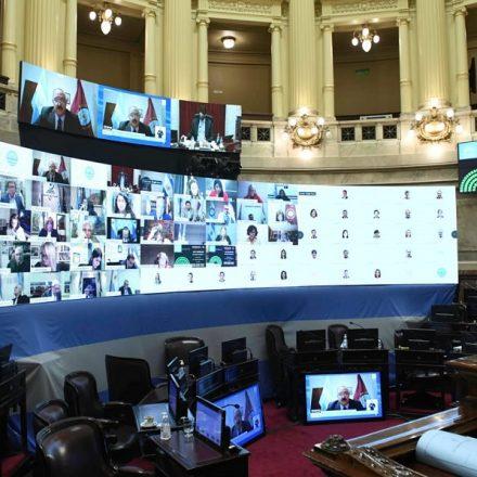 Senadores Nacionales dieron media sanción al proyecto que declara a Orán como una de las 24 capitales alternas